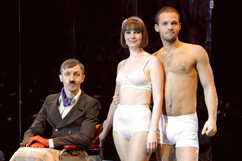 """Aneta Todorczuk-Perchuć w """"The Rocky Horror Show"""" w Och Teatrze /AKPA"""