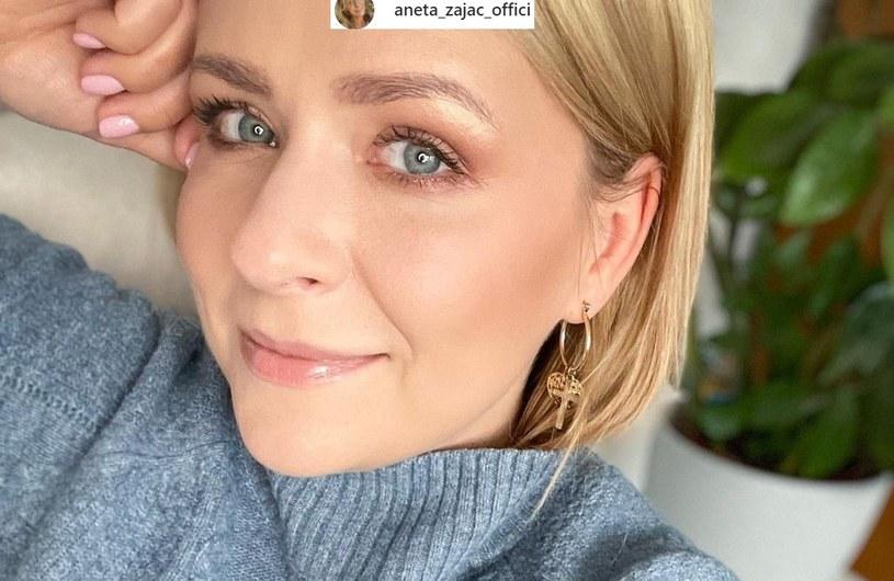 Aneta Zając - @aneta_zajac_offici /Instagram