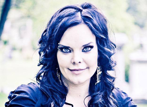 Anette Olzon rozstała się z grupą Nightwish - fot. Ville Akseli Juurikkala /