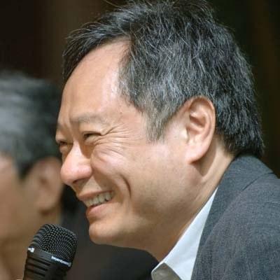 Ang Lee wygląda na zadowolonego /AFP