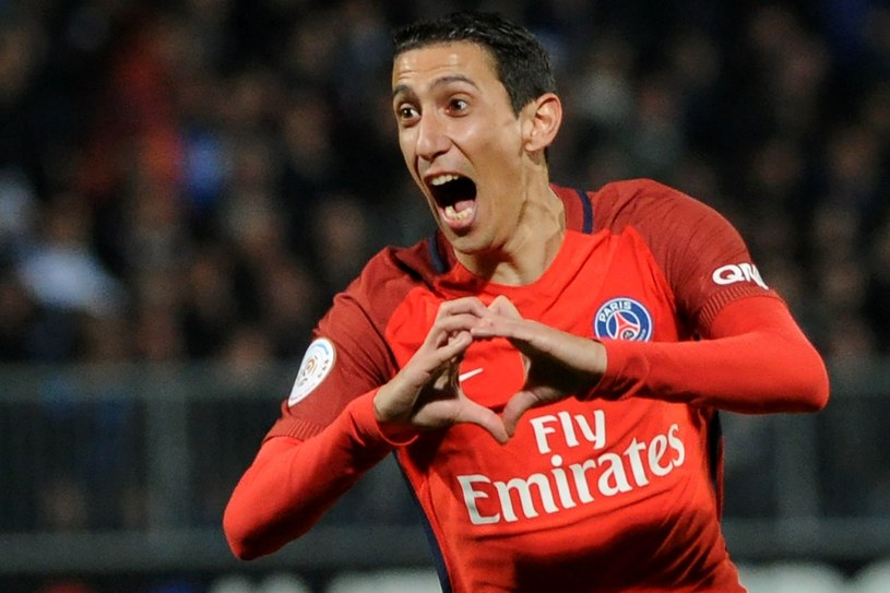 Angel Di Maria /AFP