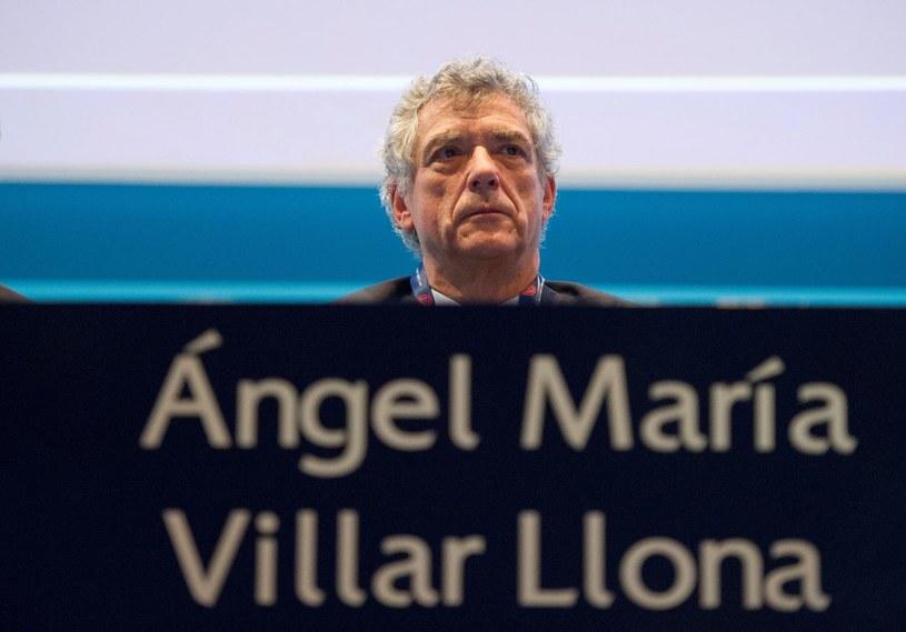 Angel Maria Villar /AFP