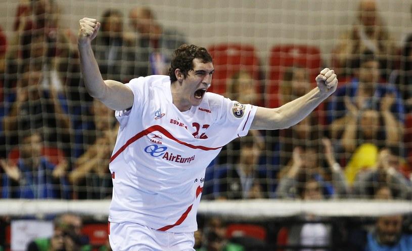 Angel Montoro - nowy zawodnik Wisły Płock /AFP