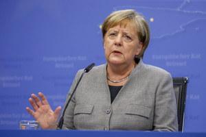 Angela Merkel broni polskiego stanowiska w sprawie celów klimatycznych UE