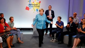 Angela Merkel: Chcemy obniżyć zasiłki na dzieci mieszkające poza Niemcami