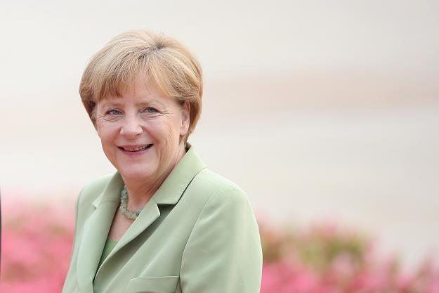 Angela Merkel /fot. Feng Li /IAR/PAP