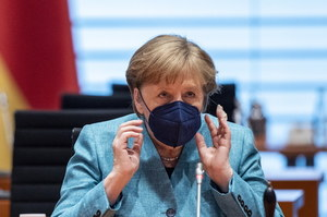 Angela Merkel: Izrael ma prawo do samoobrony