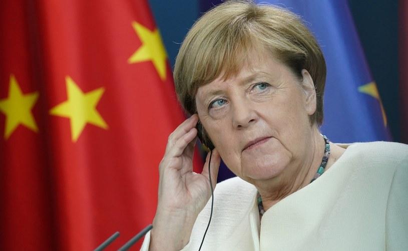 Angela Merkel ma hobby. Kanclerz Niemiec uwielbia prace w ogrodzie oraz gotowanie /Getty Images