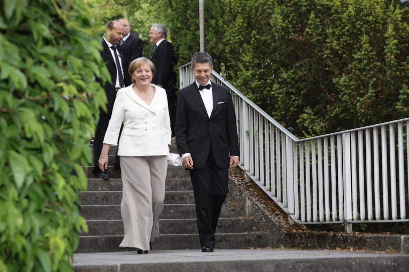 Angela Merkel marzy, aby po przejściu na emeryturę wyspać się i zregenerować po minionym roku /Getty Images