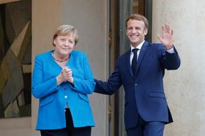Angela Merkel. Menadżerka unijnych kryzysów odchodzi. Macron może zacierać ręce