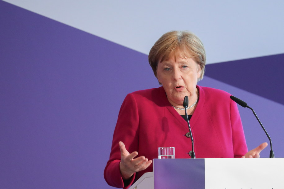 Angela Merkel nie zamierza pełnić żadnej funkcji politycznej po zakończeniu kadencji /HAYOUNG JEON /PAP/EPA