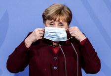 """Angela Merkel o strategii Niemiec: Motto brzmi """"Szczepić, szczepić, szczepić"""""""