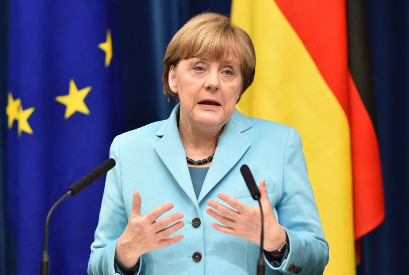 Angela Merkel popiera propozycję utworzenia wspólnej armii europejskiej /AFP