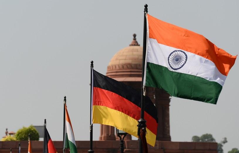 Angela Merkel udaje się w kilkudniową podróż do Indii /AFP