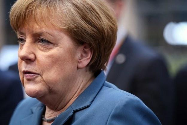 Angela Merkel /DPA/JULIEN WARNAND    /PAP