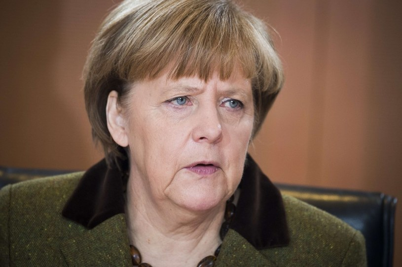 Angela Merkel /ODD ANDERSEN /East News