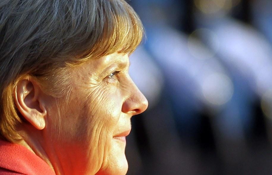 Angela Merkel /Andrej Cukić /PAP/EPA