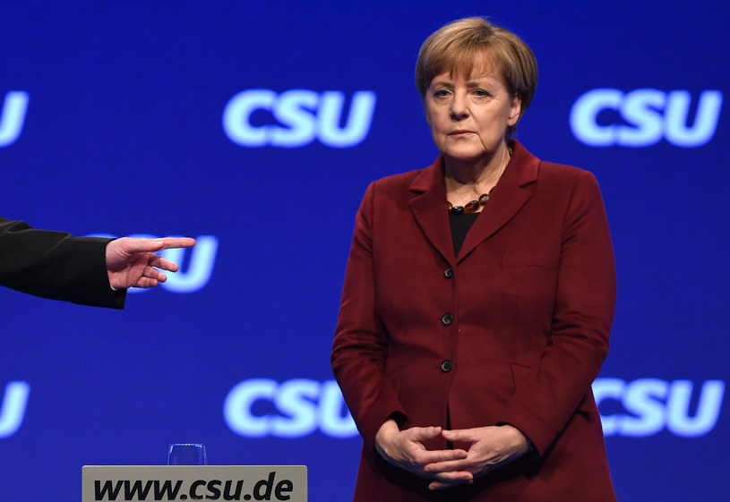 Angela Merkel /CHRISTOF STACHE / AFP /AFP