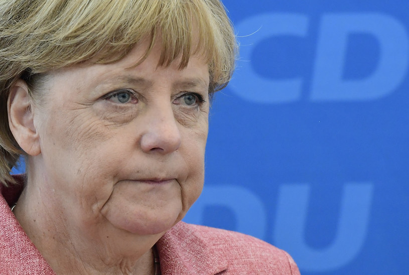 Angela Merkel /TOBIAS SCHWARZ / AFP /AFP