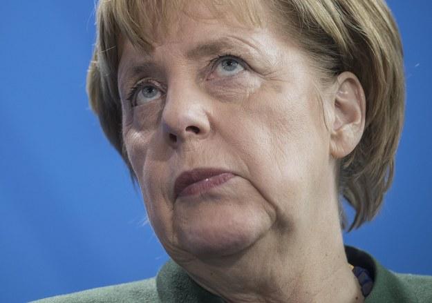 Angela Merkel /Oliver Weiken /PAP/EPA