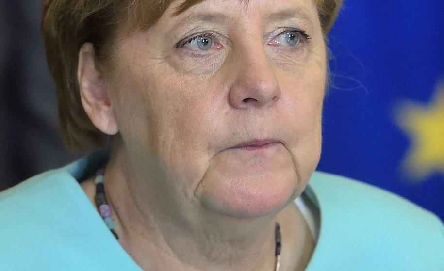 Angela Merkel /FLAVIO LO SCALZO /PAP