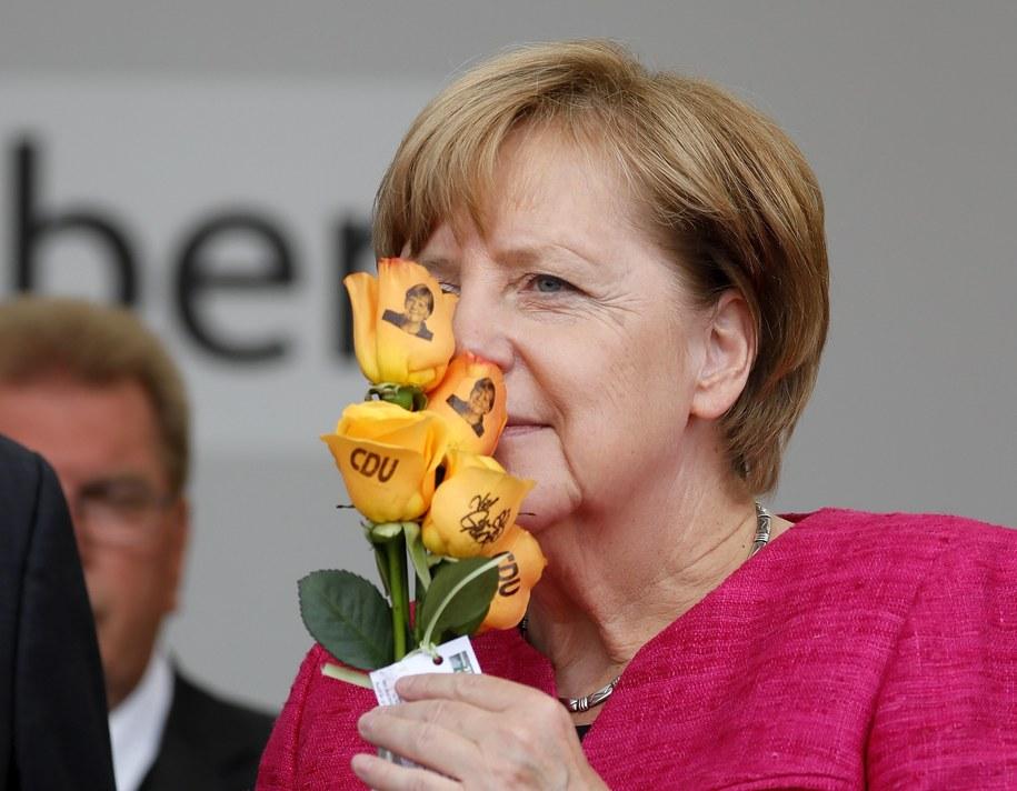 Angela Merkel /RONALD WITTEK /PAP/EPA