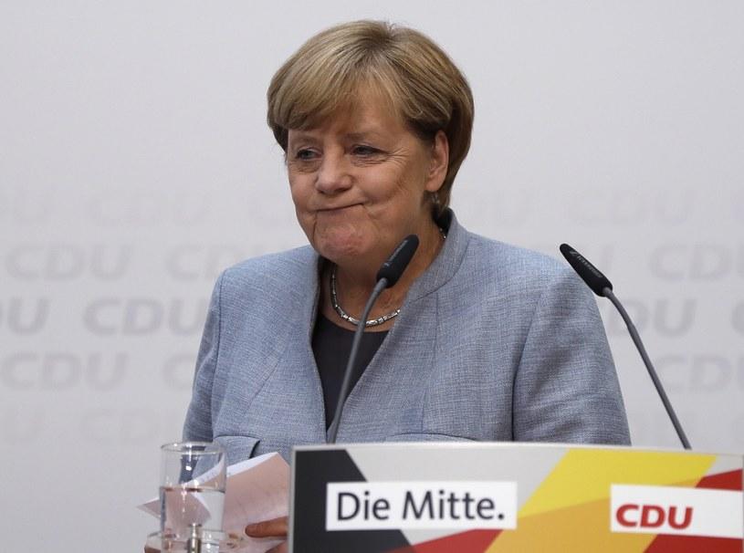 Angela Merkel /Associated Press /AP