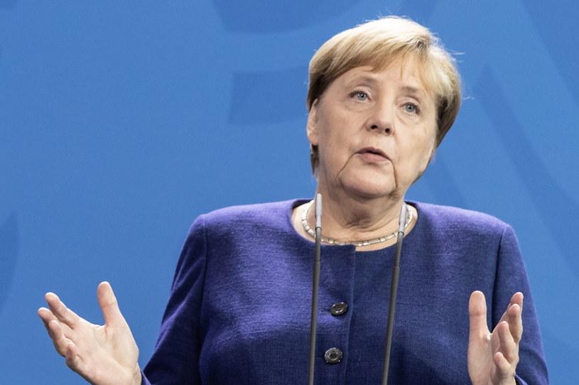Angela Merkel /HAYOUNG JEON /PAP/EPA