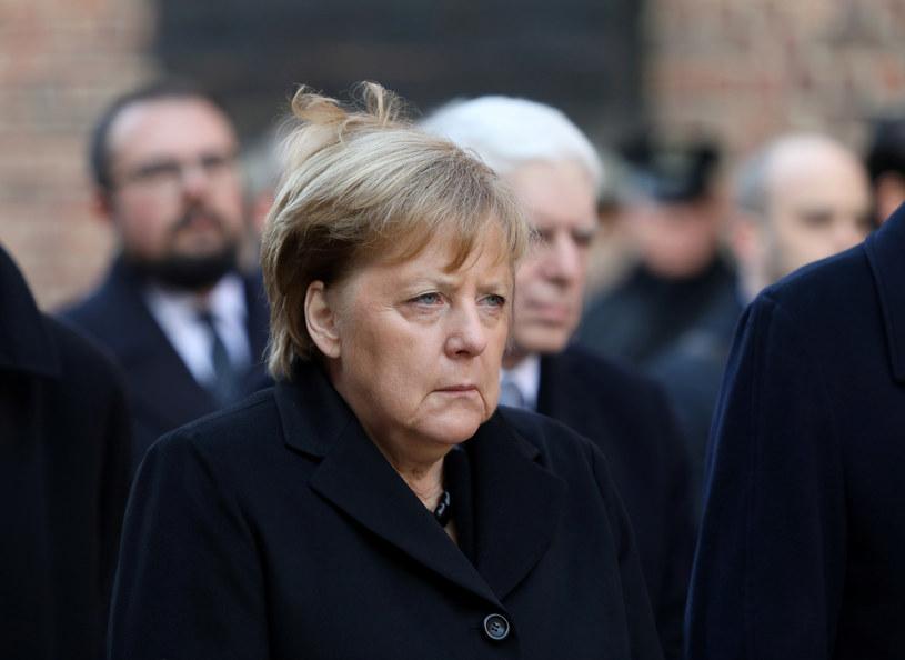 Angela Merkel /Jan Graczynski/East News /East News