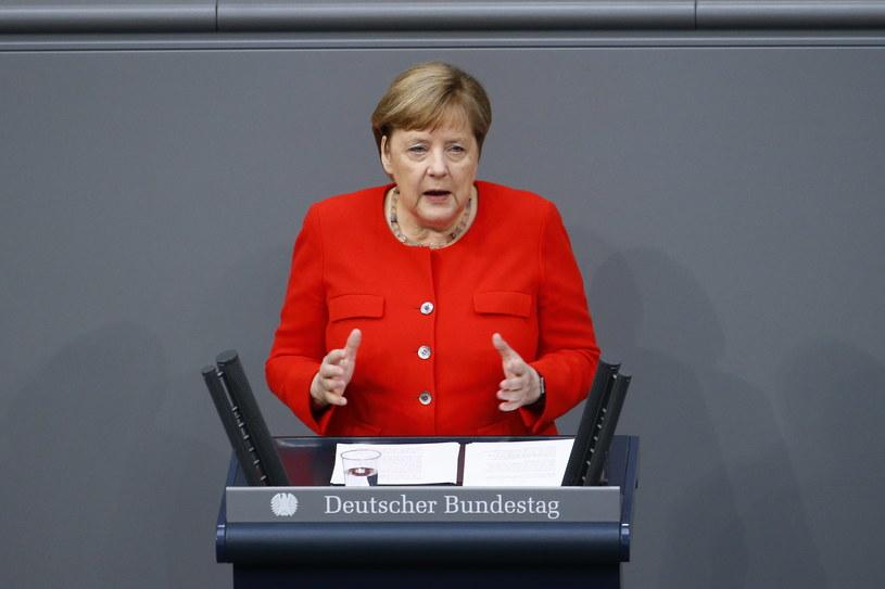 Angela Merkel /Michele Tantussi /PAP