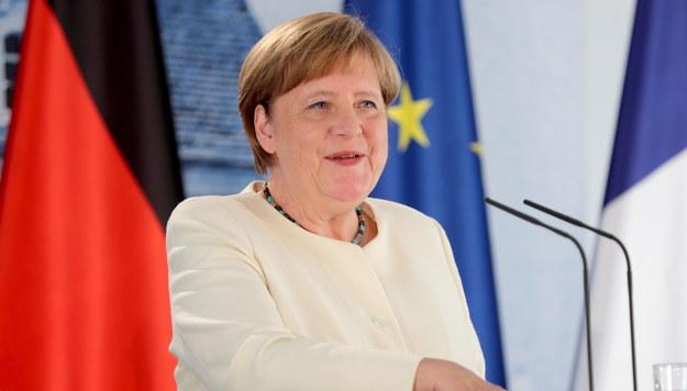 Angela Merkel /HAYOUNG JEON / POOL /PAP/EPA