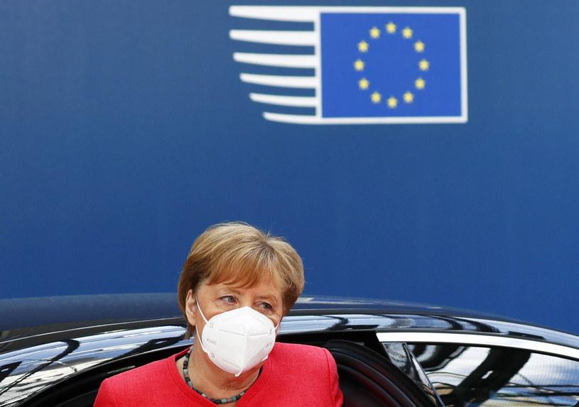 Angela Merkel /FRANCOIS LENOIR /PAP