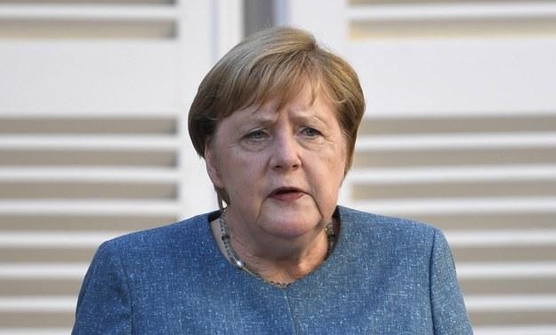 Angela Merkel /CHRISTOPHE SIMON / POOL /PAP/EPA