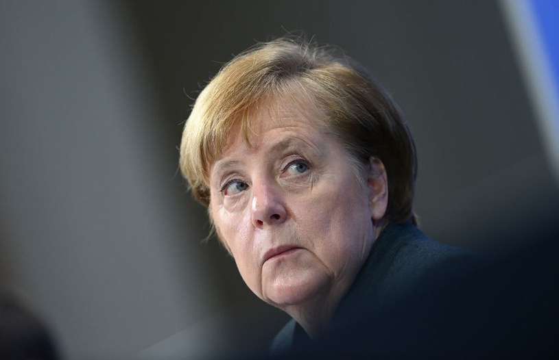 Angela Merkel /Filip Singer - Pool /Getty Images