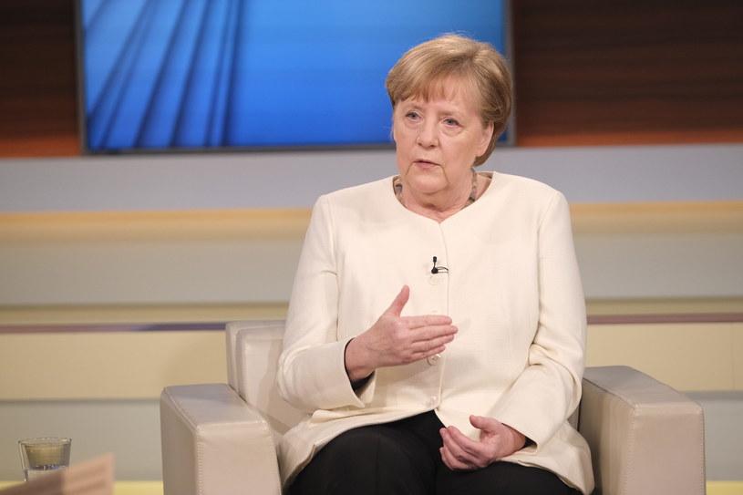 Angela Merkel /NDR/Wolfgang Borrs HANDOUT /PAP