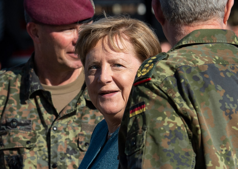 Angela Merkel /David Hecker    /Getty Images