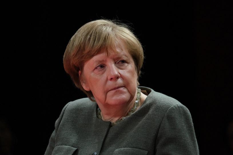 Angela Merkel /Sean Gallup /Getty Images