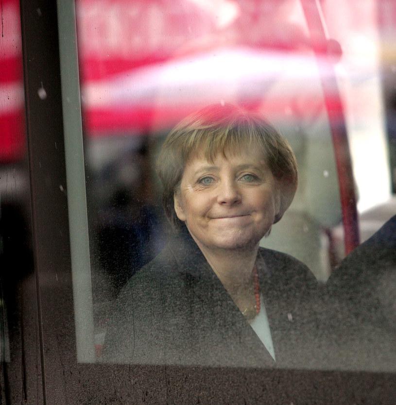 Angela Merkel /Bloomberg /Getty Images