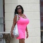 Angela Raiola: Monstrualny biust i napompowane usta