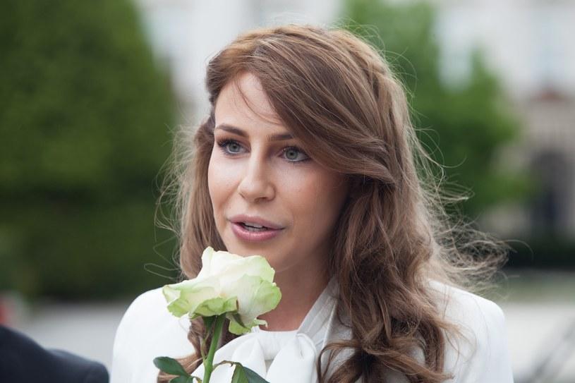 Angelika Jarosławska-Sapieha /Stefan Maszewski /Reporter