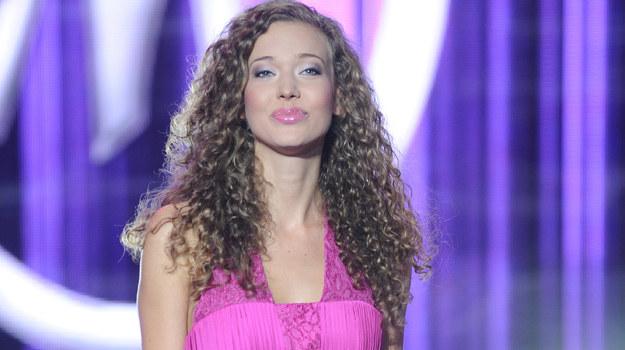 Angelika Ogryzek – Miss Polski 2011 – ukoronuje nową królową piękności. /fot  /MWMedia