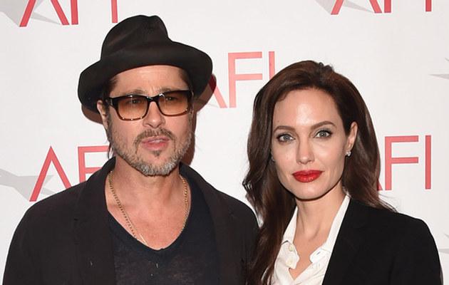 Angelina i Brad adoptują sierotę z Syrii? /Jason Merritt /Getty Images