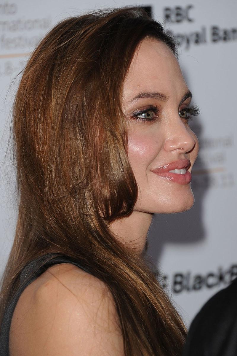 Angelina Jolie  /Getty Images/Flash Press Media