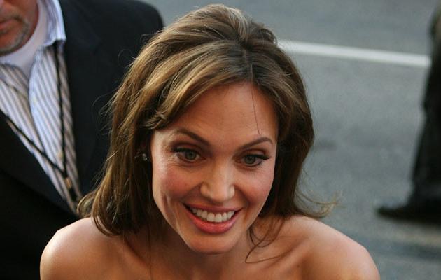 Angelina Jolie  /Splashnews