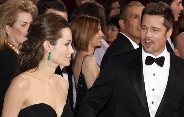 Angelina Jolie, Brad Pitt  /Splashnews