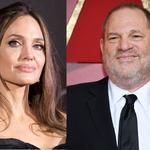 Angelina Jolie była ofiarą Weinsteina! Przy okazji na jaw wyszedł jeden z powód jej rozstania z Bradem Pittem