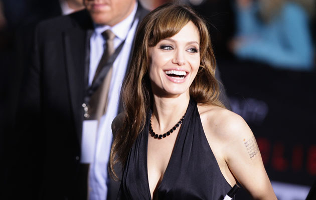 Angelina Jolie, fot. Andreas Rentz  /Getty Images/Flash Press Media