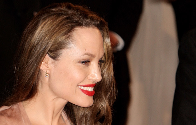 Angelina Jolie, fot. Dave Hogan   /Getty Images/Flash Press Media