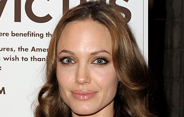Angelina Jolie, fot. Kevin Winter   /Getty Images/Flash Press Media