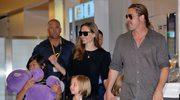 Angelina Jolie i Brad Pitt: Co z dziećmi?